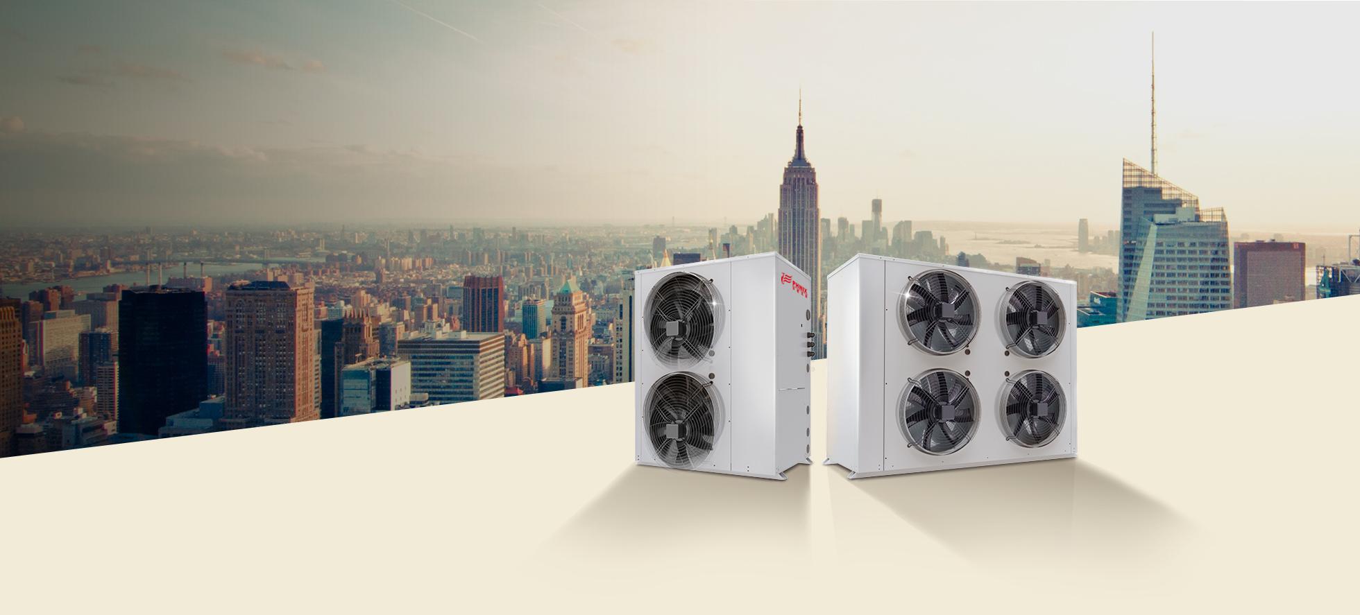 PHNIX循环式空气能热水器是一款专门解决宾馆,酒店,学校宿舍等需集中供热水场所的高性价比空气能热水器机组,非常适合锅炉改造热水工程和校园BOT热水工程集中运用